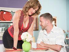 Danielle and the neighbor