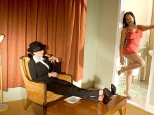 Kitty and Natalie Receive Hawt and Steamy In The Motel