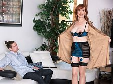 Diamond is 64. The man she's banging is Twenty four.